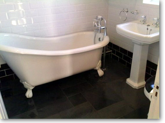 Click for Bathroom installation information